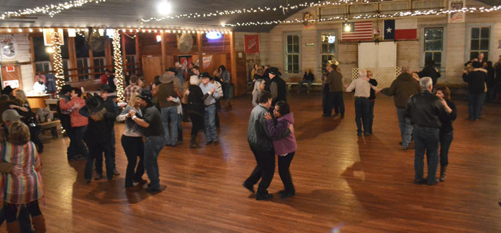 Twin Sisters Historic Dance Hall